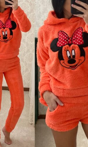 Three piece Minnie Home suit