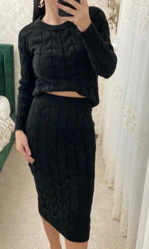 Clasic skirt suit